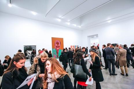Avedon Warhol Opening Night at Gagosian Gallery, London - photo by Cristina Schek (5)