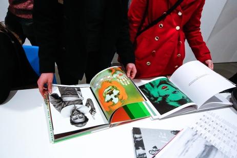 Avedon Warhol Opening Night at Gagosian Gallery, London - photo by Cristina Schek (51)