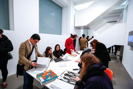 Avedon Warhol Opening Night at Gagosian Gallery, London - photo by Cristina Schek (52)