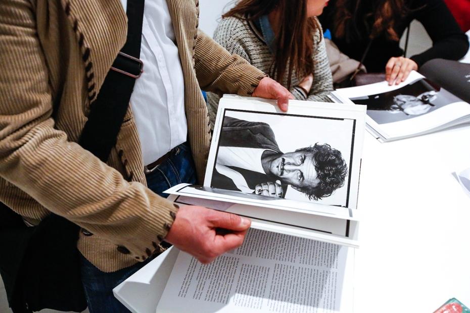 Avedon Warhol Opening Night at Gagosian Gallery, London - photo by Cristina Schek (53)