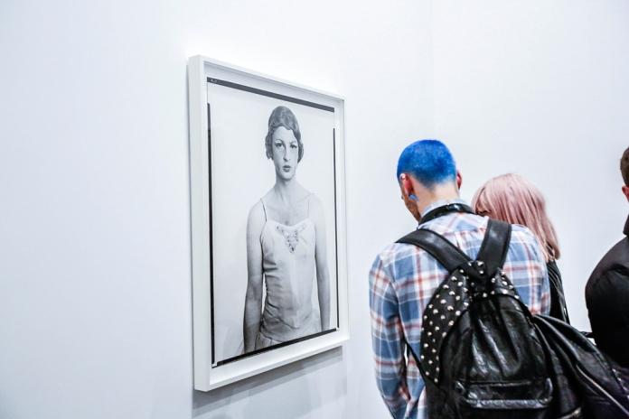 Avedon Warhol Opening Night at Gagosian Gallery, London - photo by Cristina Schek (55)