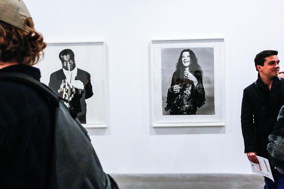 Avedon Warhol Opening Night at Gagosian Gallery, London - photo by Cristina Schek (56)
