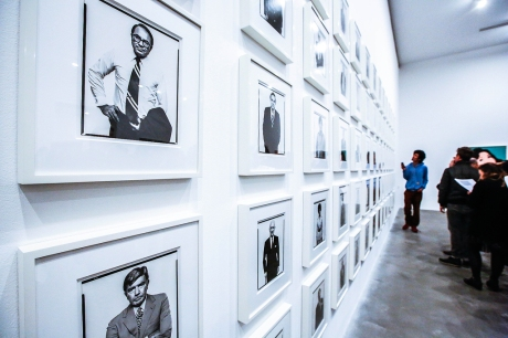 Avedon Warhol Opening Night at Gagosian Gallery, London - photo by Cristina Schek (58)