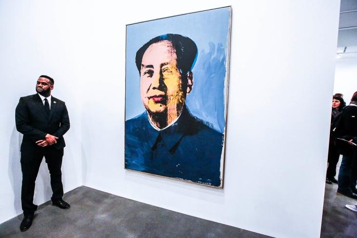 Avedon Warhol Opening Night at Gagosian Gallery, London - photo by Cristina Schek (59)
