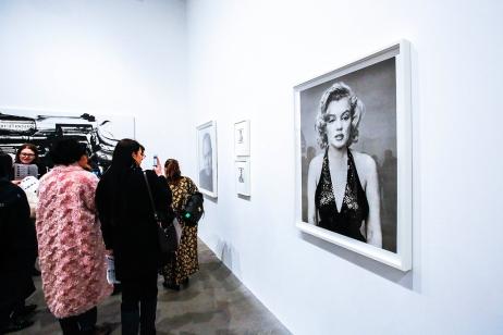 Avedon Warhol Opening Night at Gagosian Gallery, London - photo by Cristina Schek (6)