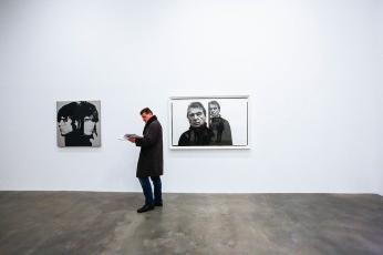 Avedon Warhol Opening Night at Gagosian Gallery, London - photo by Cristina Schek (61)