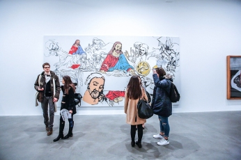 Avedon Warhol Opening Night at Gagosian Gallery, London - photo by Cristina Schek (62)
