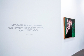 Avedon Warhol Opening Night at Gagosian Gallery, London - photo by Cristina Schek (63)