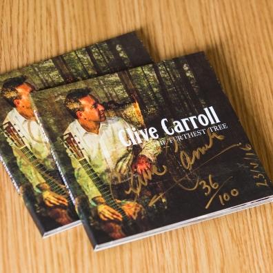Clive Carrll CD Launch, 9June2016, photo by CristinaSchek.com