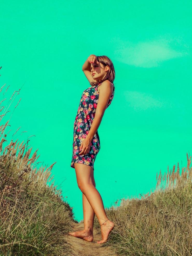 Turquoise, portraiture by Cristina Schek (2)
