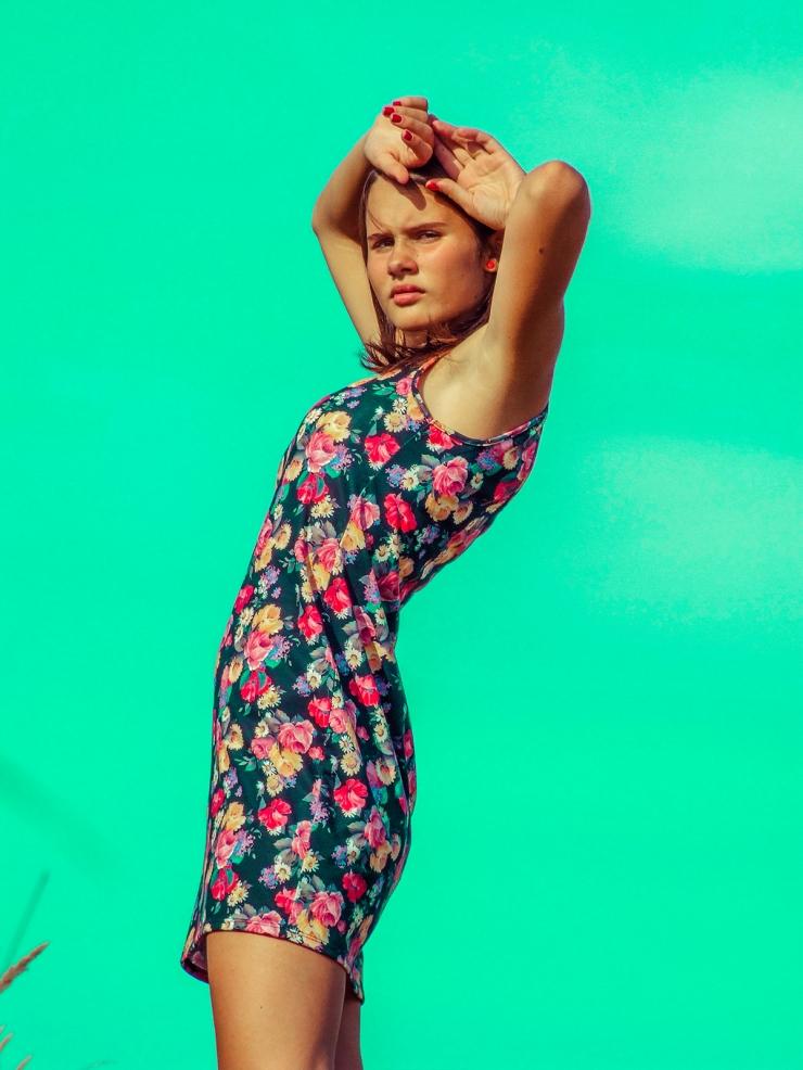 Turquoise, portraiture by Cristina Schek (7)