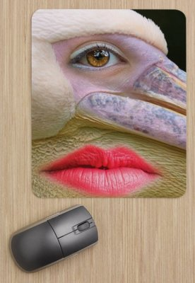 duck-face-art-mouse-pad-by-cristina-schek-1